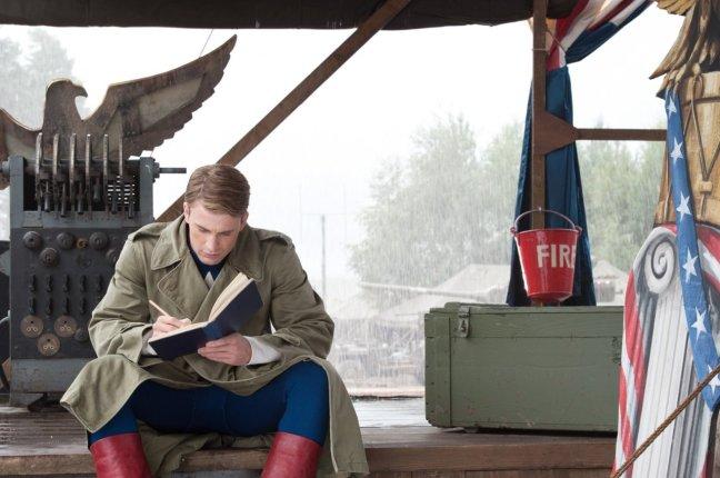 Captain America 18 (Saint Pauly WTF)