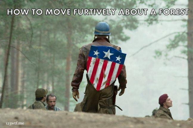 Captain America 24 (Saint Pauly WTF)