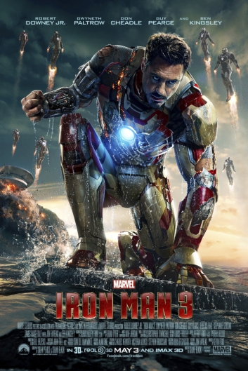 Booze Revooze of Iron Man 3