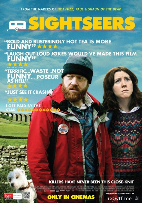 Sightseers 01 poster (Saint Pauly WTF)