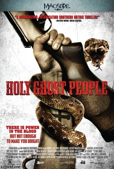 Holy Ghost People 01 poster (WTF Saint Pauly)