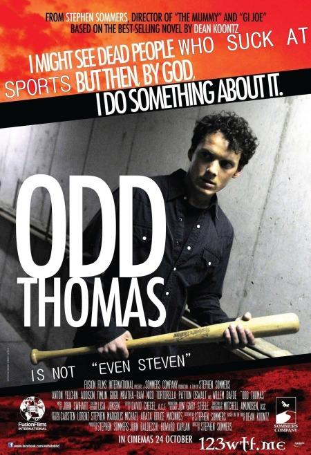 Odd Thomas 01 poster (WTF Saint Pauly)