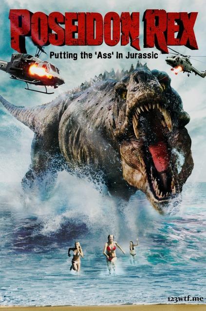 Poseidon Rex 01 poster (Saint Pauly WTF)