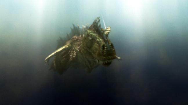 Poseidon Rex 11 (Saint Pauly WTF)