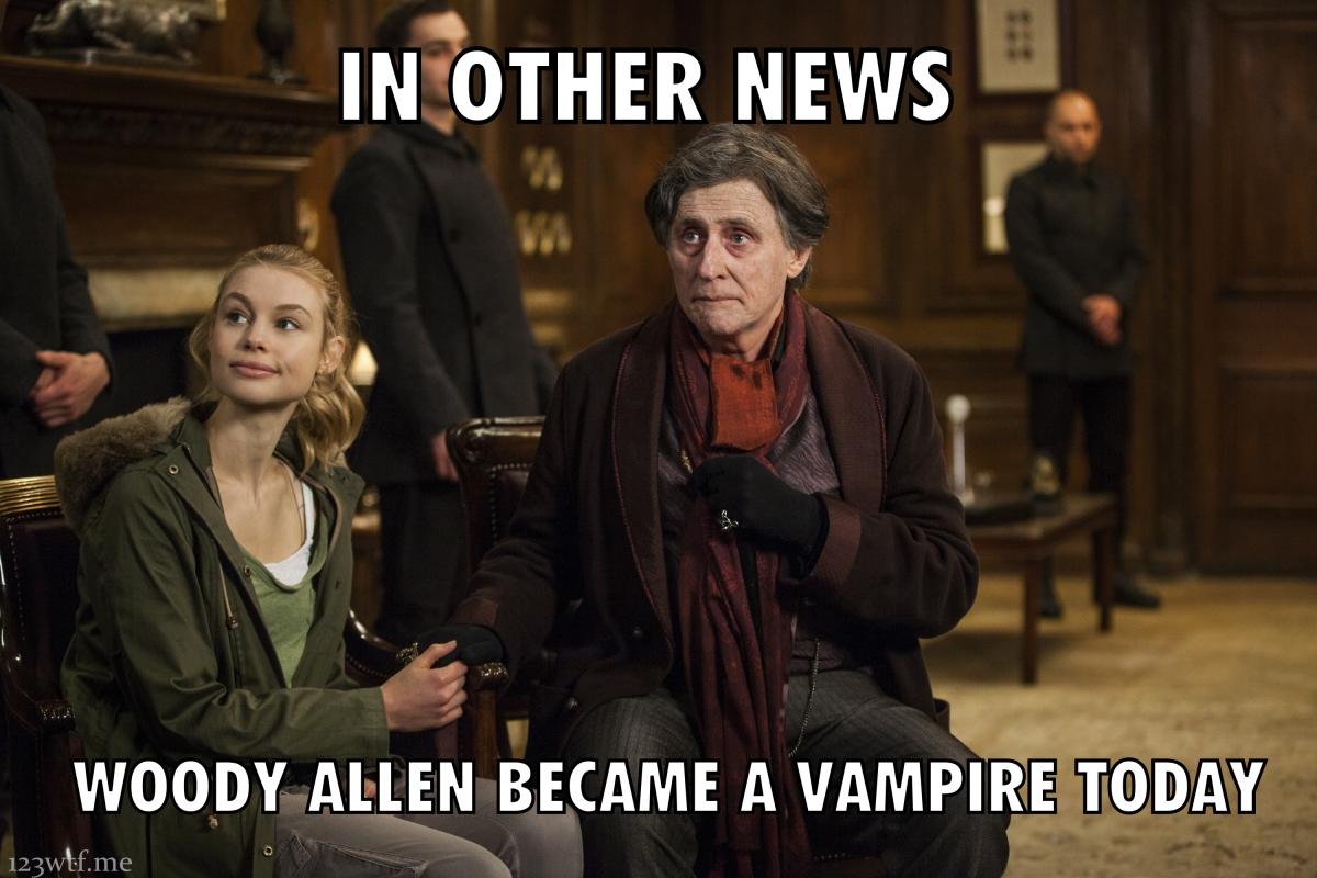 Vampire Academy 32 (WTF Saint Pauly)