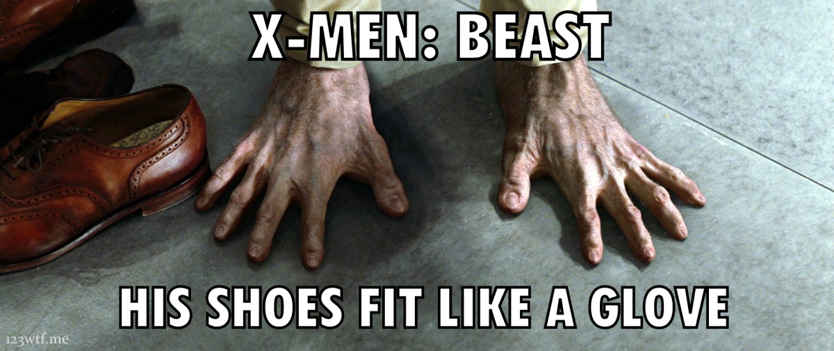 X-Men First Class 37 (WTF Saint Pauly)