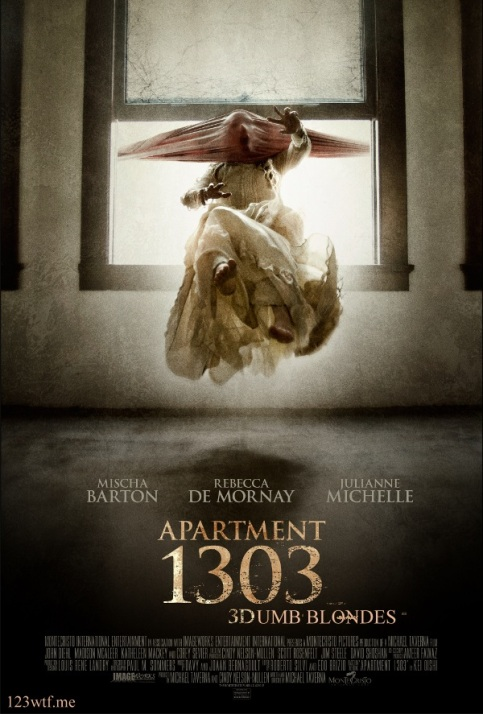 Apartment 1303 01 poster (WTF Saint Pauly)
