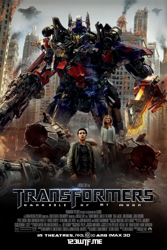 Transformers 3 01 poster (WTF Saint Pauly)