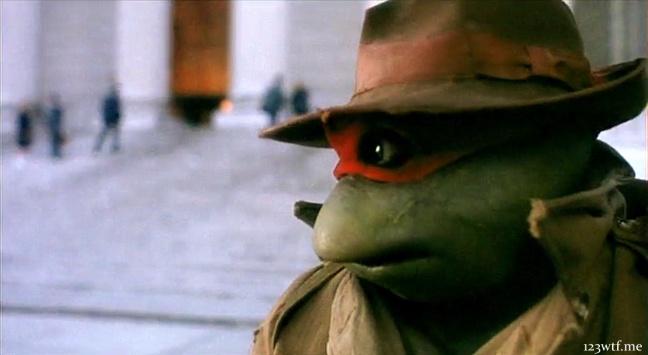 Teenage Mutant Ninja Turtles 06 (WTF Saint Pauly)