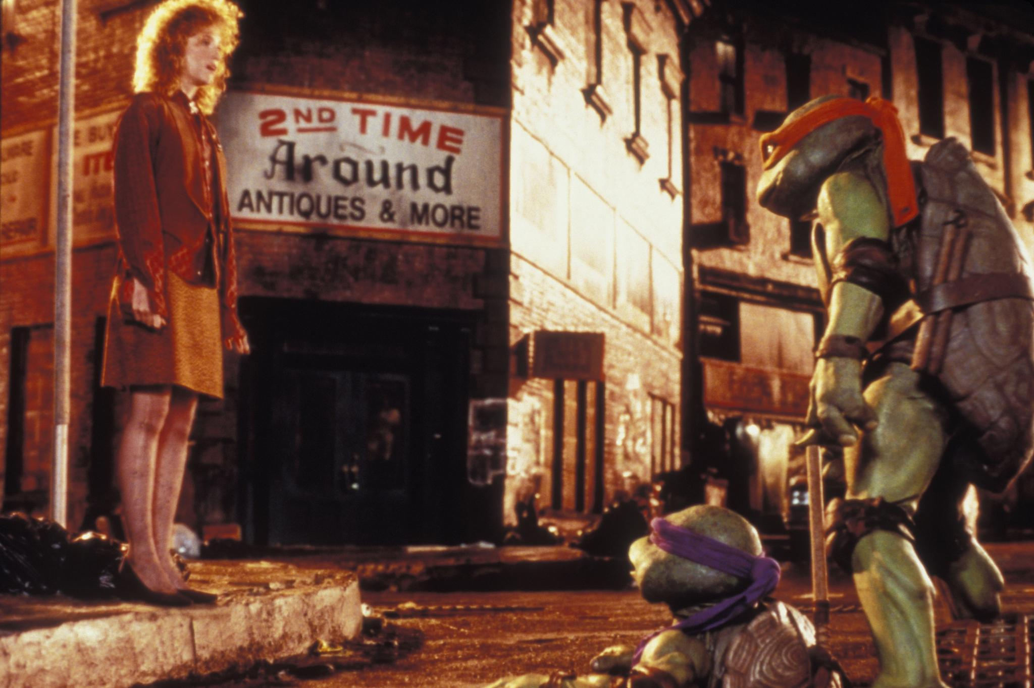WTF: Teenage Mutant Ninja Turtles (1990) – 1,2,3 WTF ...