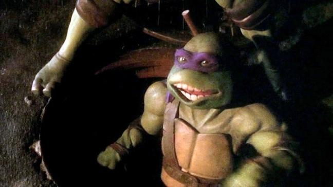 Teenage Mutant Ninja Turtles 19 (WTF Saint Pauly)