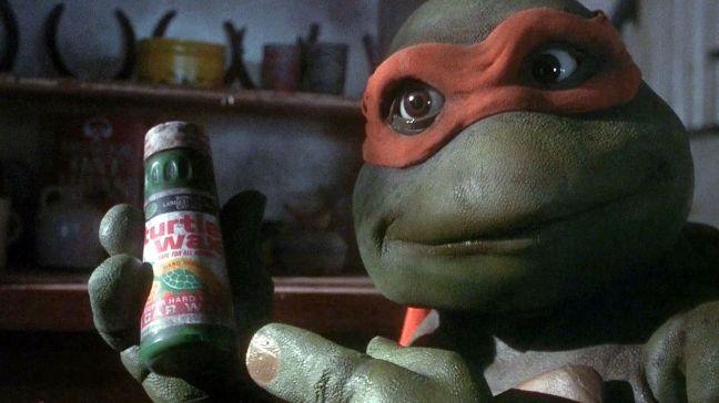 Teenage Mutant Ninja Turtles 22 (WTF Saint Pauly)
