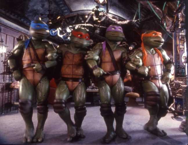 Teenage Mutant Ninja Turtles 23 (WTF Saint Pauly)