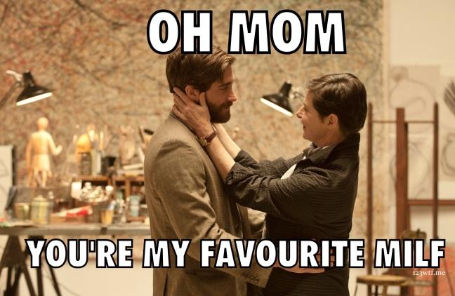 Enemy 27 Mum meme (WTF Watch the Film Saint Pauly)