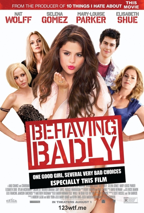 Behaving Badly 01 poster (Watch the Film WTF Saint Pauly)