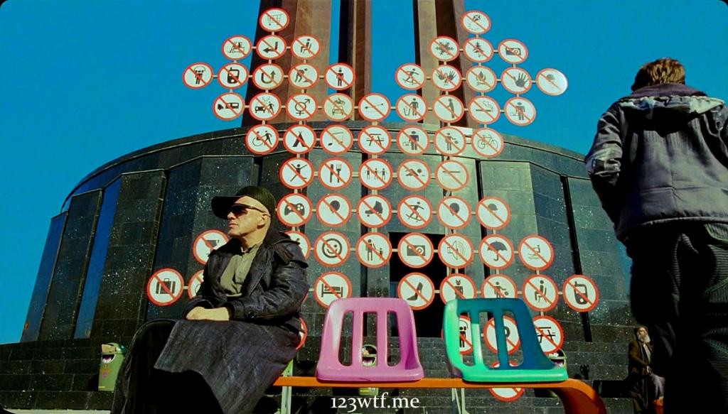 The Zero Theorem 02 (Saint Pauly WTF Watch the Film)