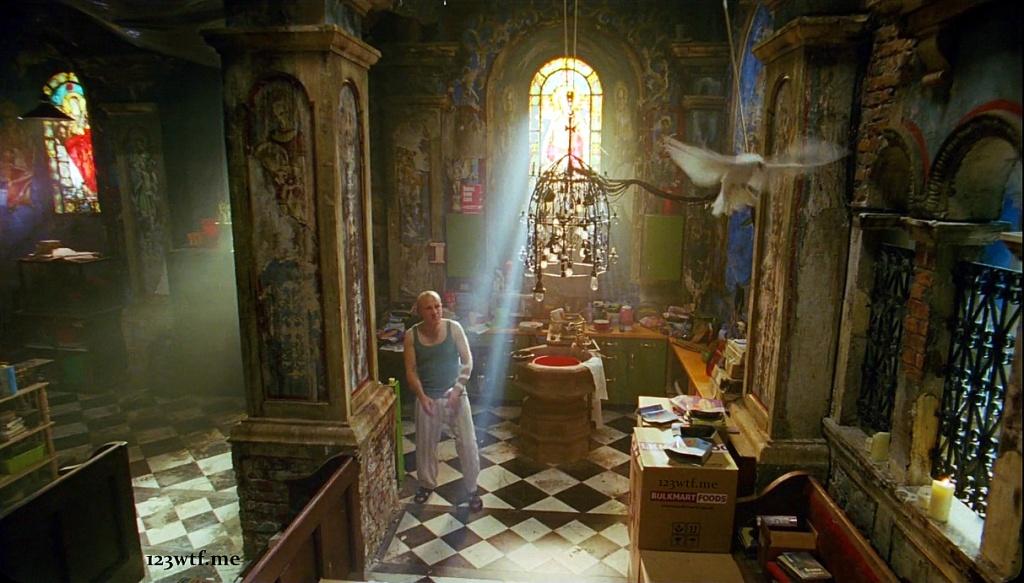The Zero Theorem 07 (Saint Pauly WTF Watch the Film)