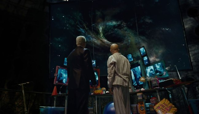 The Zero Theorem 13 (Saint Pauly WTF Watch the Film)