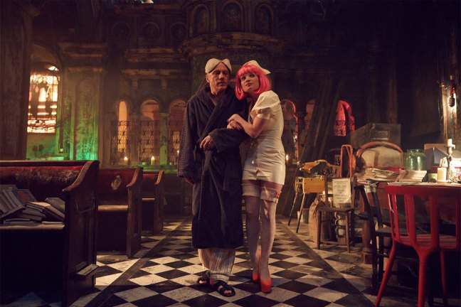 The Zero Theorem 22 (Saint Pauly WTF Watch the Film)