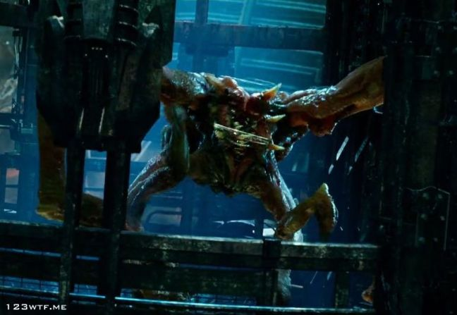 Transformers Age of Extinction 10 Vagina Monster (WTF Watch the Film Saint Pauly)