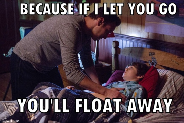 Insidious Chapter 2 29 meme float away (WTF Watch the Film Saint Pauly)-001