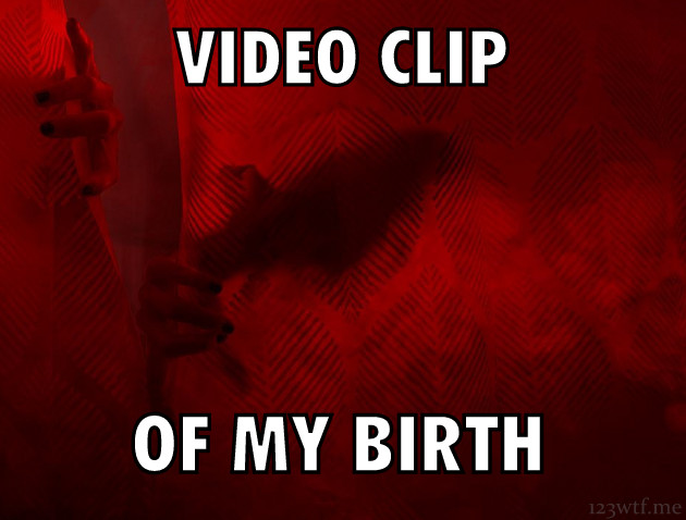 Insidious Chapter 2 30 meme birth video (WTF Watch the Film Saint Pauly)-001