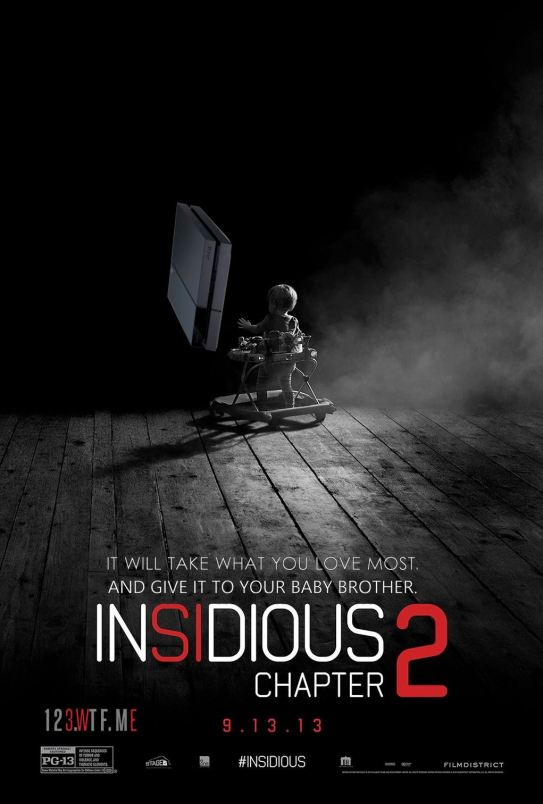 Insidious Chapter 2 31 poster 02 (WTF Watch the Film Saint Pauly)
