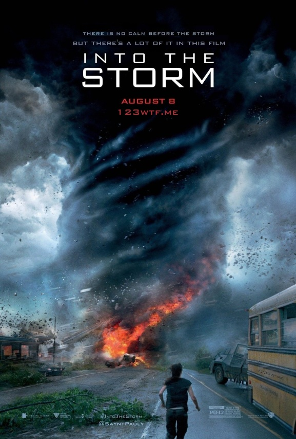 Into the Storm 01 poster (WTF Watch the Film Saint Pauly)