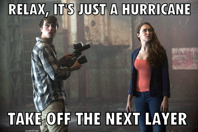 Into the Storm 29 meme (WTF Watch the Film Saint Pauly)