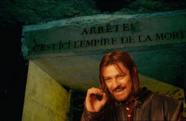 As Above, So Below 13 meme (WTF Watch the Film Saint Pauly)