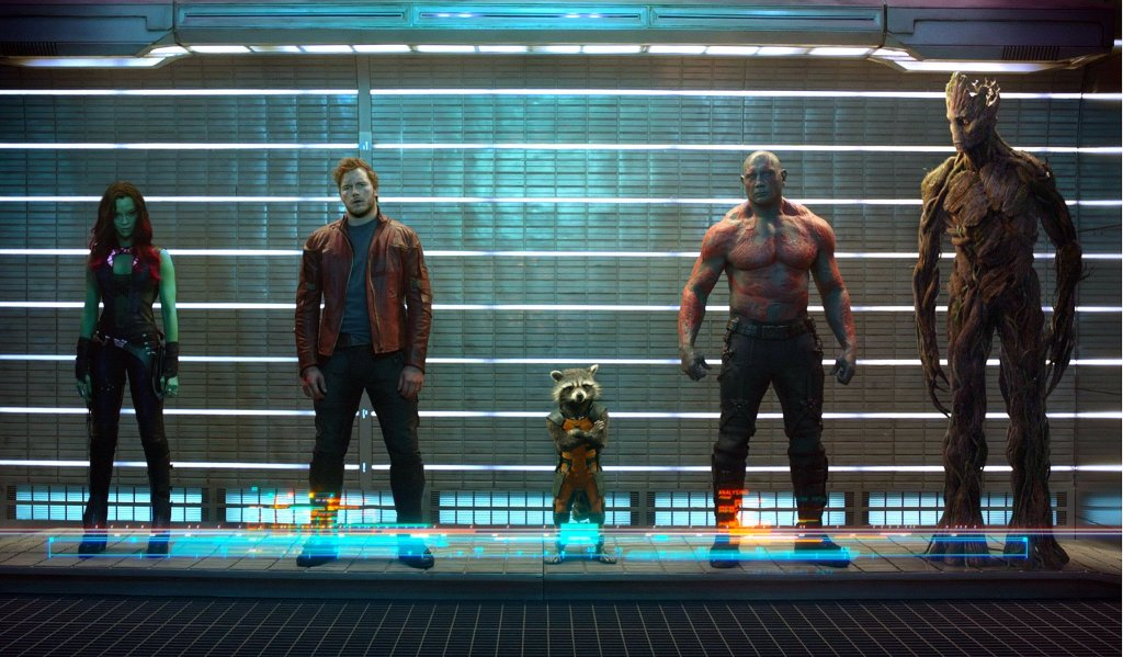 Guardians of the Galaxy 02 (WTF Watch the Film Saint Pauly)