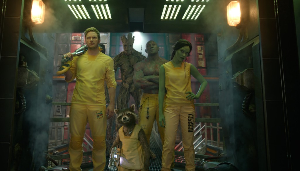 Guardians of the Galaxy 20 (WTF Watch the Film Saint Pauly)