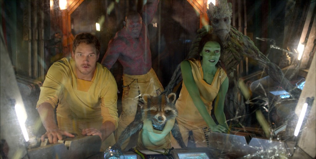 Guardians of the Galaxy 38 (WTF Watch the Film Saint Pauly)