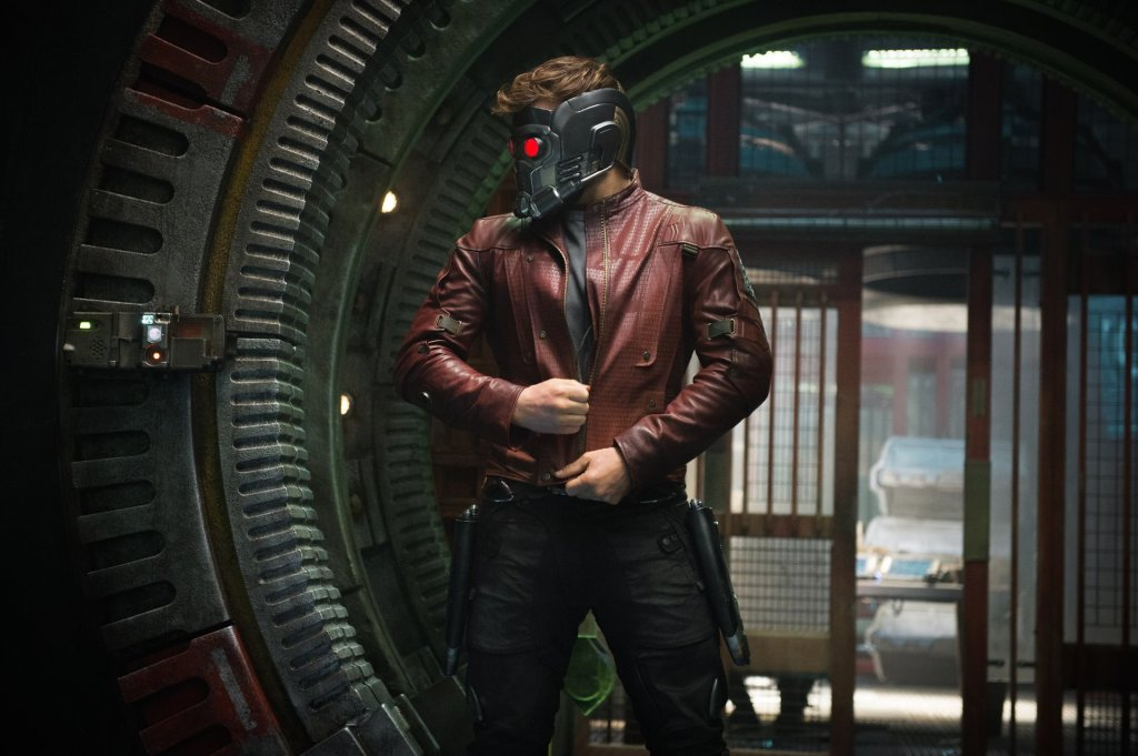 Guardians of the Galaxy  40 (WTF Watch the Film Saint Pauly)
