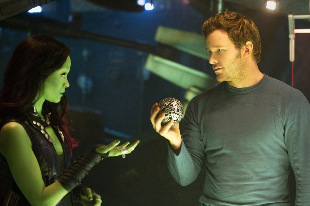 Guardians of the Galaxy  44 (WTF Watch the Film Saint Pauly)
