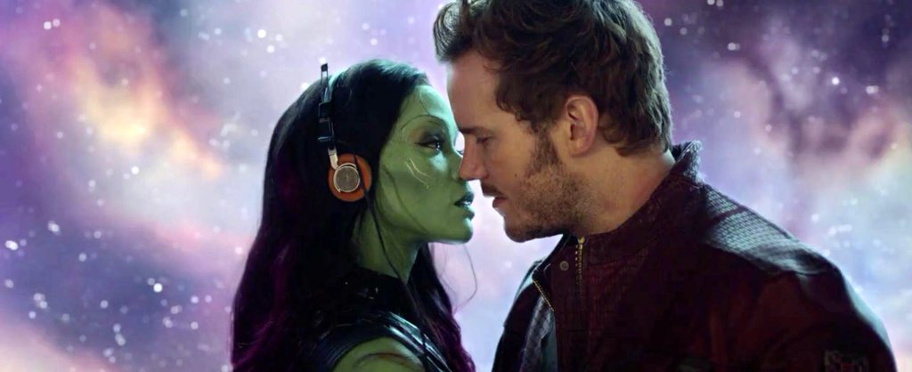 Guardians of the Galaxy  46 (WTF Watch the Film Saint Pauly)