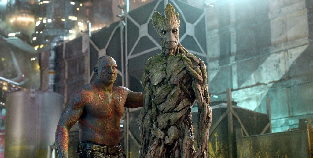 Guardians of the Galaxy  51 (WTF Watch the Film Saint Pauly)