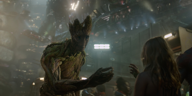 Guardians of the Galaxy  53 (WTF Watch the Film Saint Pauly)