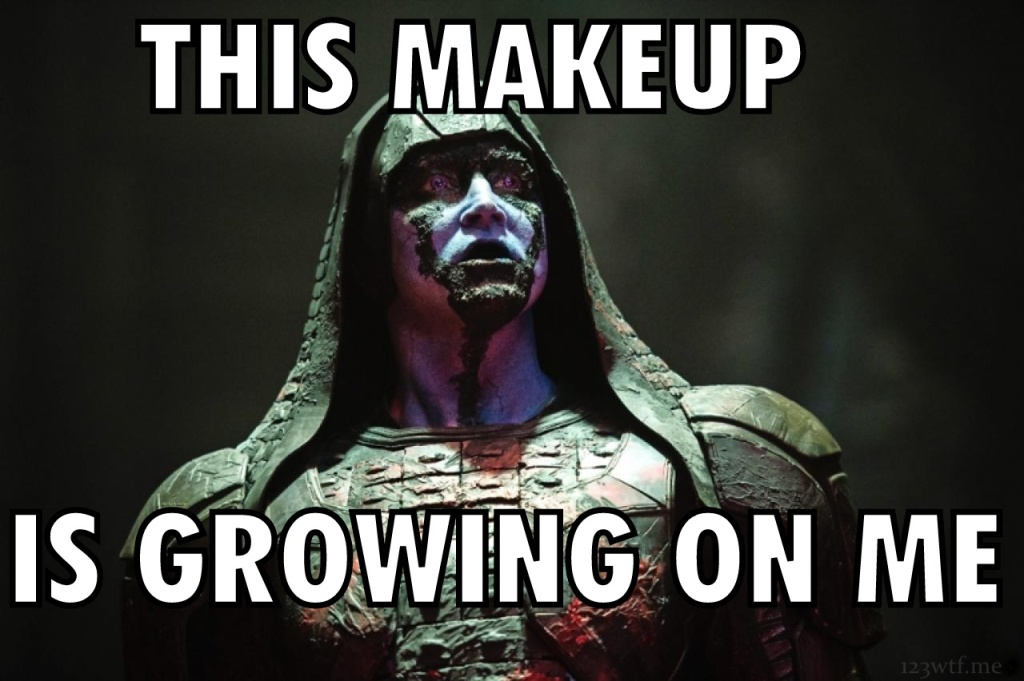 Guardians of the Galaxy 68 meme growing on me (WTF Watch the Film Saint Pauly)