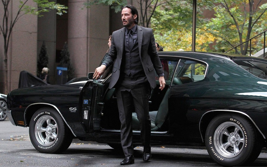 John Wick 02 (WTF Watch the Film Saint Pauly)