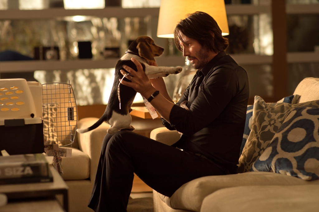 John Wick 03 (WTF Watch the Film Saint Pauly)