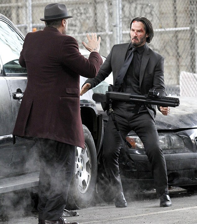 John Wick 13 (WTF Watch the Film Saint Pauly)