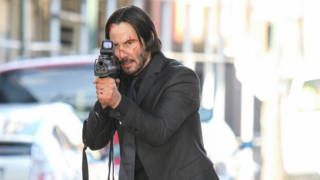 John Wick 16 (WTF Watch the Film Saint Pauly)