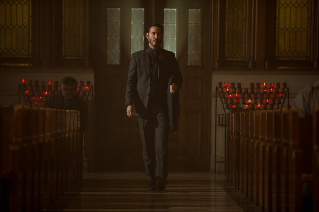 John Wick 17 (WTF Watch the Film Saint Pauly)