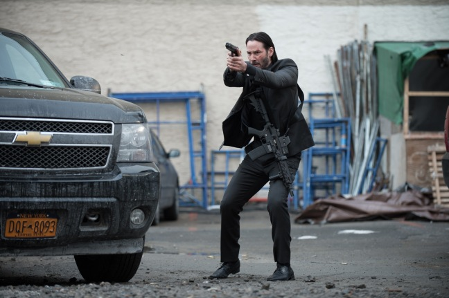John Wick 20 (WTF Watch the Film Saint Pauly)