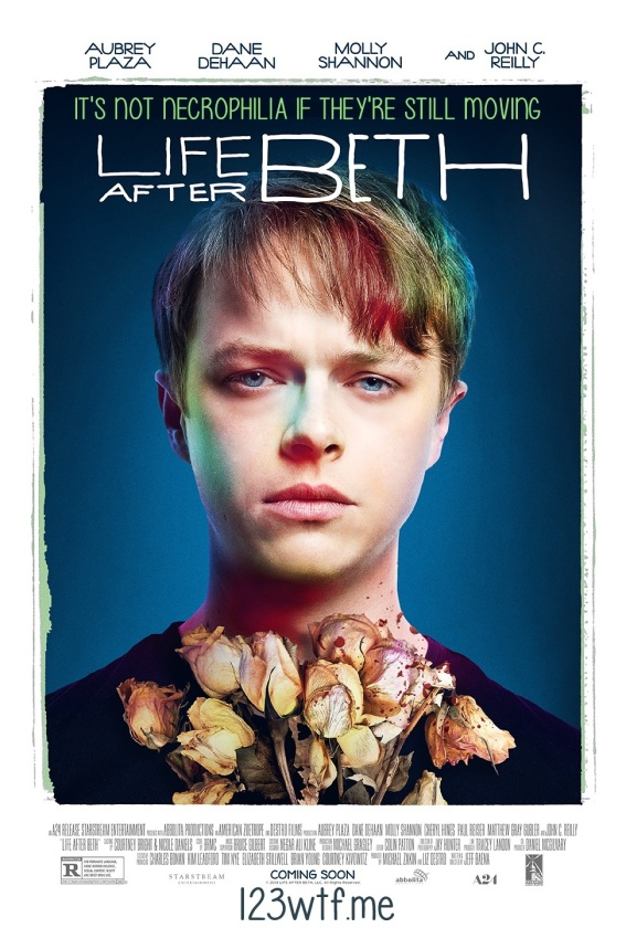 Life After Beth 01 poster (Watch the Film WTF Saint Pauly)