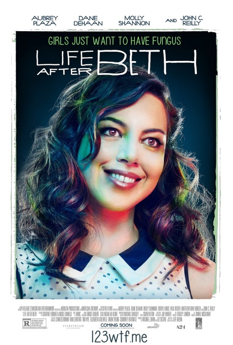 Life After Beth 16 poster (Watch the Film WTF Saint Pauly)