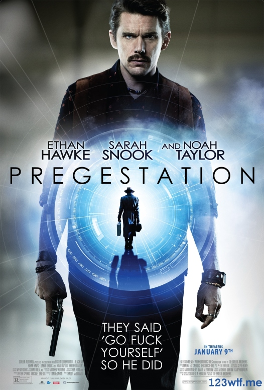 Predestination 01 poster (WTF Watch the Film Saint Pauly)