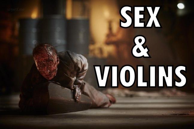 Predestination 20 meme sex & violins (WTF Watch the Film Saint Pauly)