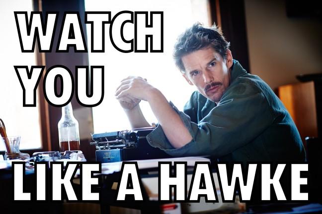Predestination 46 Hawke meme (WTF Watch the Film Saint Pauly)